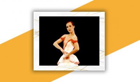 Candice Cazals-Simonato  professeure danse classique et eveil corporel Toulouse